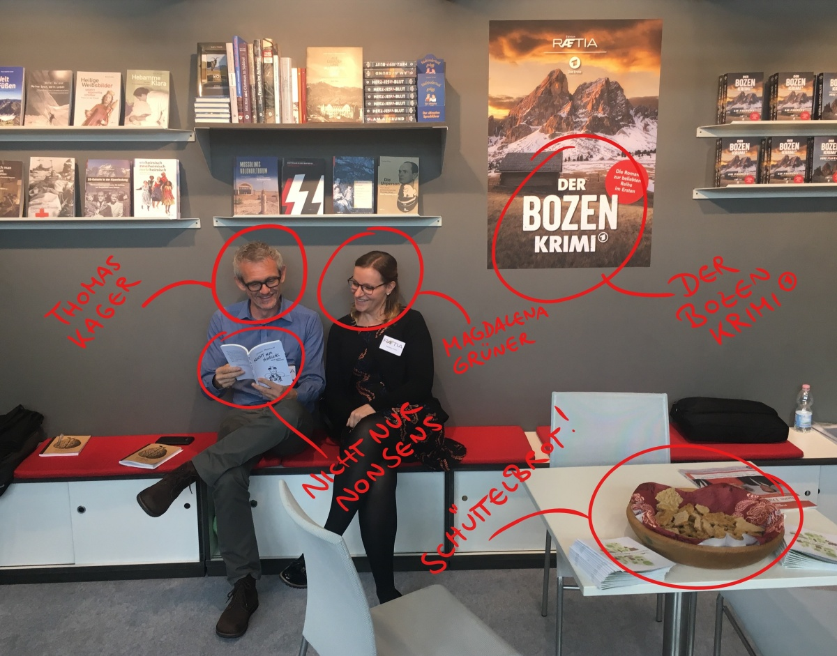 Frankfurter Buchmesse Tag2